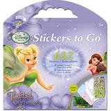 Disney Fairies Stickers Set 3 Stickers