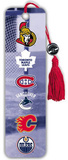NHL Canada Logos Beaded Bookmark Bookmark