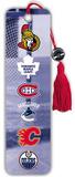 NHL Canada Logos Beaded Bookmark Bookmark