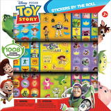 Toy Story 3 Movie Stickers Set Stickers