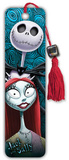 Nightmare Before Christmas Movie Jack & Sally Collector's Beaded Bookmark Bookmark