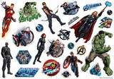 Avengers Mini Foldover Stickers Stickers