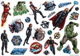 Avengers Mini Foldover Stickers Stickers