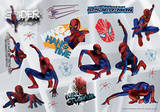 Amazing Spider-Man Mini Foldover Stickers Stickers