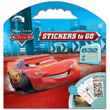 Cars Movie 632 Stickers to Go Stickers