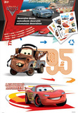 Cars 2 Movie Decorative Decals Adesivos