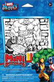 Marvel Heroes Mini Doodles Craft Supplies