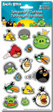 Angry Birds Temporary Tattoos Temporary Tattoos
