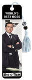 The Office Michael Scott Steve Carrell TV Beaded Bookmark Bookmark