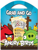 Angry Birds Grab and Go Stickers Stickers