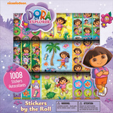Dora the Explorer TV Stickers Set Stickers