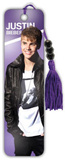 Justin Bieber Leather Jacket Beaded Bookmark Bookmark