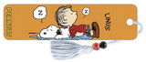 Peanuts Linus Beaded Bookmark Bookmark