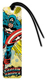 Captain America Marvel Comics Bookmark Bookmark