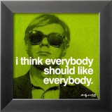 Everybody Prints by Andy Warhol