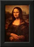 Mona Lisa, ca. 1507 Kunstdrucke von  Leonardo da Vinci