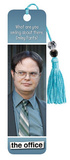 The Office Dwight Schrute Rainn Wilson TV Beaded Bookmark Bookmark
