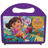 Dora the Explorer TV Stickers Set 2 Stickers