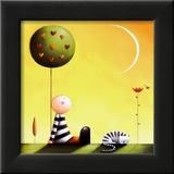 Dreaming Kunstdrucke von Jo Parry