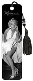 Marilyn Monroe White Dress Beaded Bookmark Bookmark