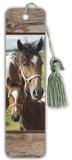 Horses Beaded Bookmark Bookmark