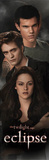 Twilight Eclipse Movie (Jacob, Edward, Bella) 3-D Lenticular Bookmark Bookmark