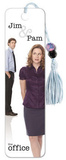 The Office Jim and Pam TV Beaded Bookmark Bookmark