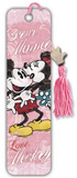 Disney Mickey and Minnie Mouse Beaded Bookmark Bookmark