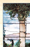Louis Comfort Tiffany Stained Glass Window Landscape Prints