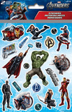 Avengers Foldover Stickers Stickers