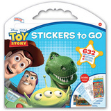 Toy Story 3 Movie Stickers Set 3 Stickers