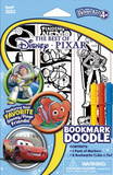 Disney Pixar Doodle Bookmarks Bookmark