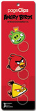 Angry Birds Page Clips Bookmarks Bookmark