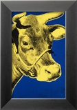 Cow, c.1971 (Blue and Yellow) Affiches par Andy Warhol