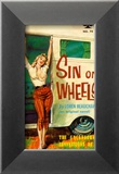 Sin On Wheels Prints by Paul Rader