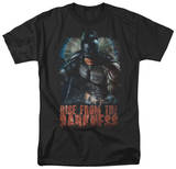 The Dark Knight Rises - Rise From the Darkness Shirts