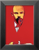 Red Lenin, c.1987 Prints by Andy Warhol