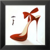 Highheels, Obsession Poster by Inna Panasenko