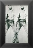 Double Elvis, vers 1963 Poster par Andy Warhol