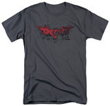 The Dark Knight Rises - Fear Logo T-shirts