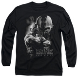 Long Sleeve: The Dark Knight Rises - Evil Rising T-shirts