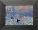 Impression, Sunrise Art by Claude Monet