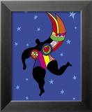 Niki De Saint Phalle - Half Woman, Half Angel - Reprodüksiyon