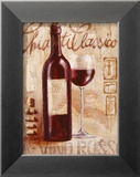 Chianti Classico Print by Sonia Svenson