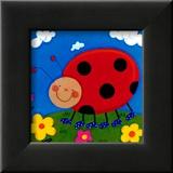 Mini Bugs IV Print by Sophie Harding