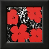 Flowers, c.1964 (Red) Plakater af Andy Warhol