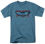 The Dark Knight Rises - Rising Text T-Shirt
