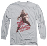Long Sleeve: The Dark Knight Rises - Bane Rising T-shirts