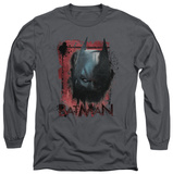 Long Sleeve: The Dark Knight Rises - Fear Me T-Shirt