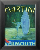 Classic Martini Affiches par Robert Downs